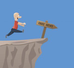 Google Fake News Story